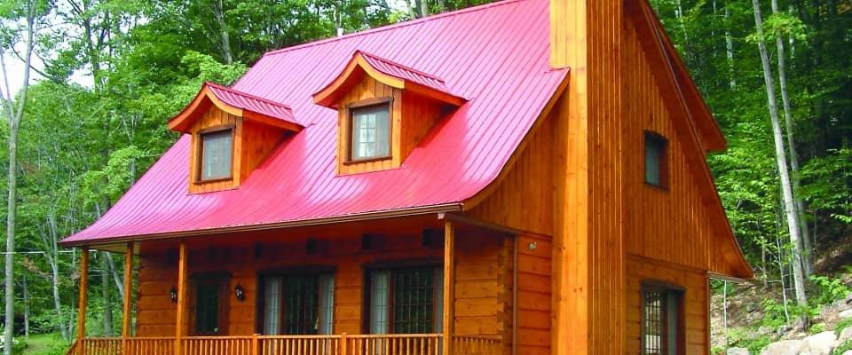 Dovetail Cabin