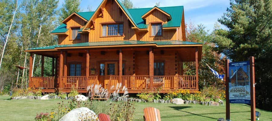 Amazing Cottage Construction Costs #9: Cost Effective Construction With Premium Materials