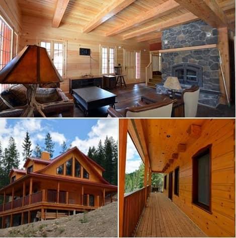 Cabin at Panorama Mountain Resort