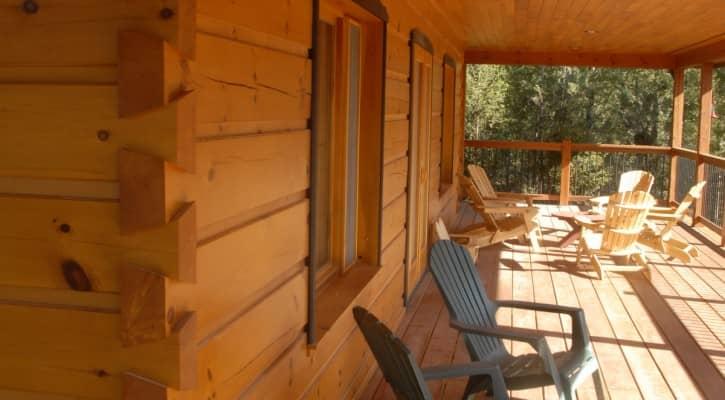 Trappeur Log Homes Windermere