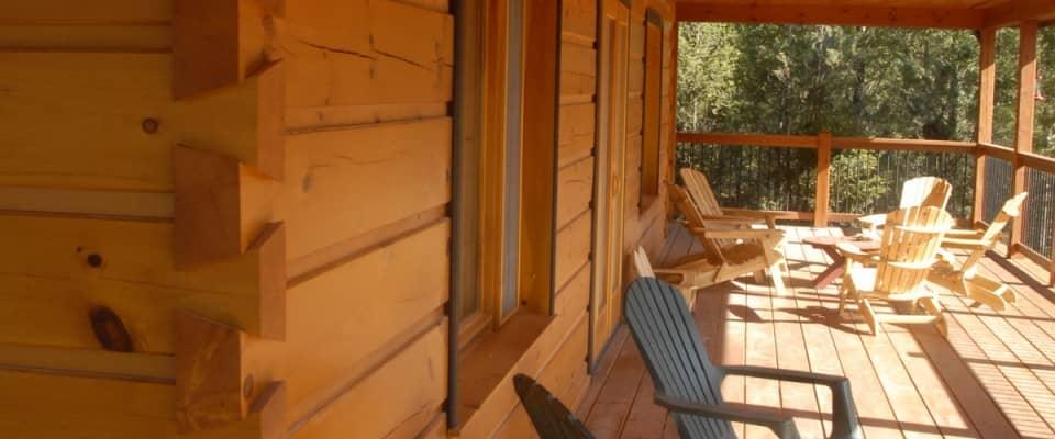 Dovetail Log Homes