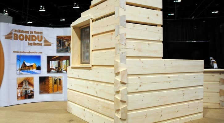 Dovetail Demo Wall