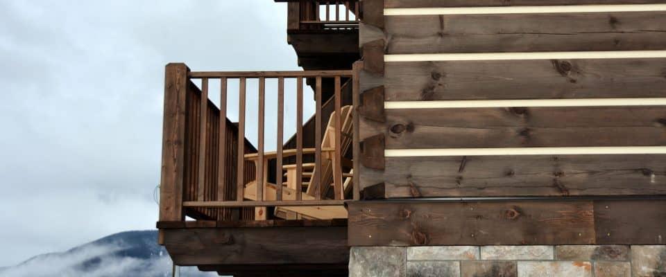 Trappeur Homes - 4 plex at PowderKing