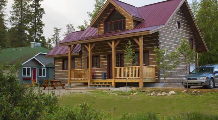 The Bonhomme Cabin